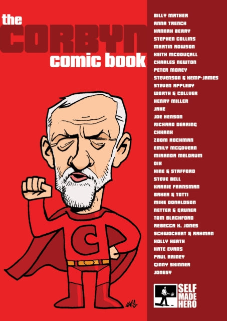 Corbyn Comic Book-9781910593516