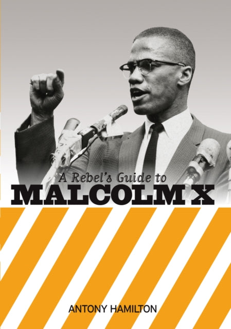 A Rebel's Guide To Malcolm X-9781910885123