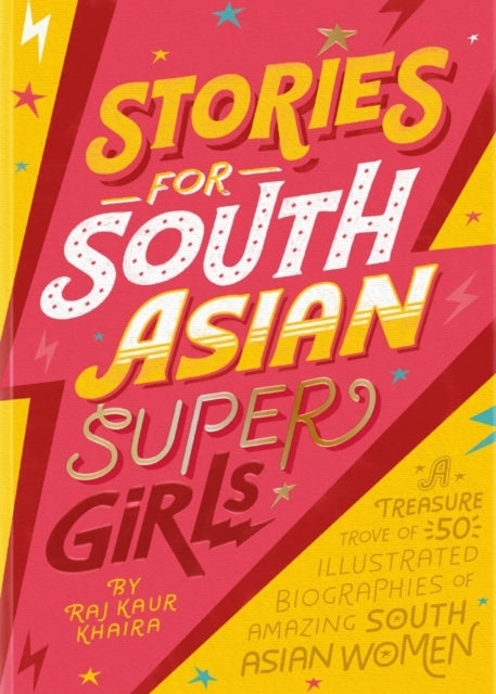 Stories for South Asian Supergirls-9781911271222