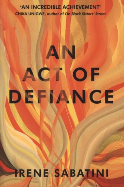 An Act of Defiance-9781911648048