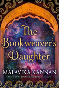 The Bookweaver's Daughter-9781939100412