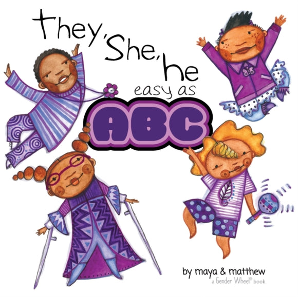 They, She, He easy as ABC-9781945289187