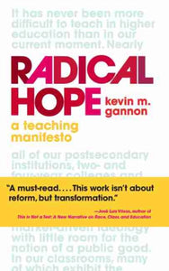Radical Hope : A Teaching Manifesto-9781949199512