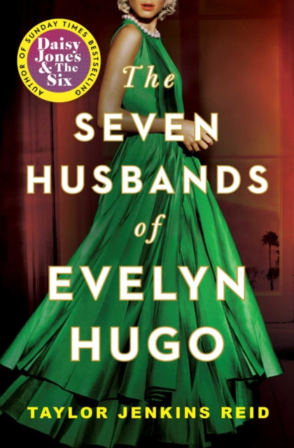 The Seven Husbands of Evelyn Hugo : A Novel-9781982147662