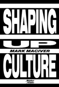 Shaping Up Culture-9781999642563