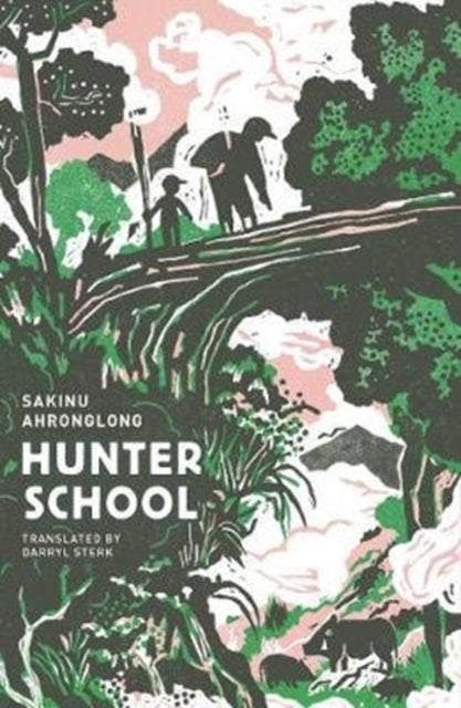 Hunter School-9781999791285