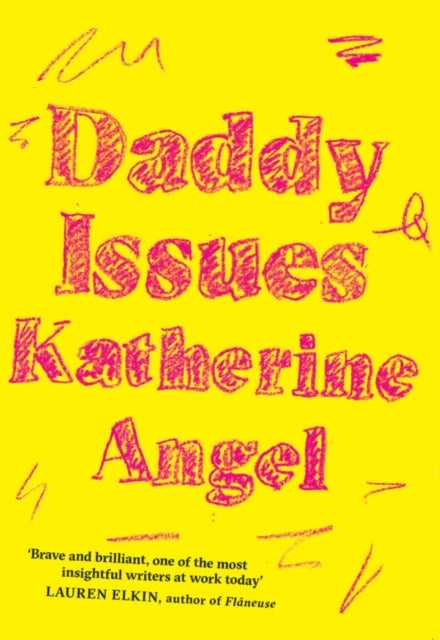 Daddy Issues-9781999922399