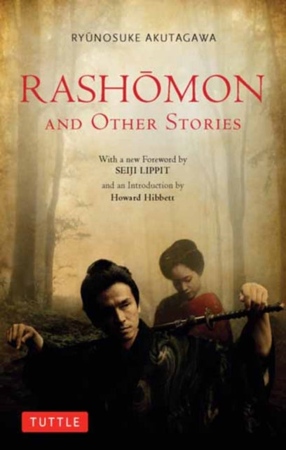 Rashomon and Other Stories-9784805314630