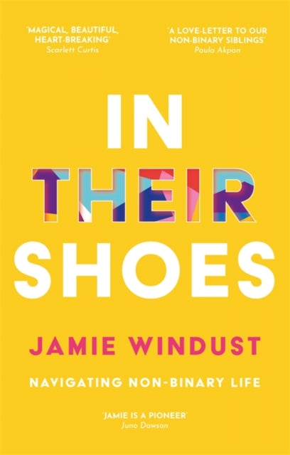 In Their Shoes : Navigating Non-Binary Life PRE ORDER