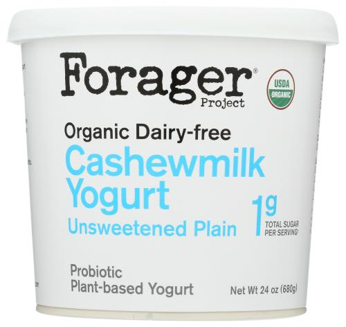 OG2 FORAGER CASHEW YOGURT PLAIN