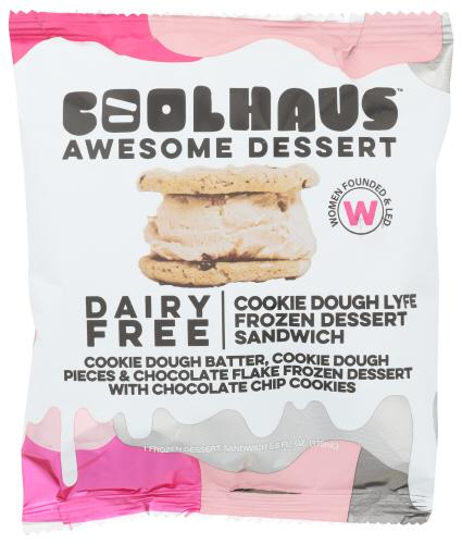 COOLHAUS DAIRY FREE COOKIE DOUGH LYFE
