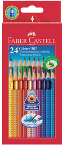 Matite Colorate Colour Grip Faber Castell Pz.24