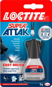 Colla Attak Gr. 5  Easy Brush