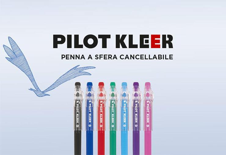 Penna Cancellabile Pilot Kleer Usa E Getta