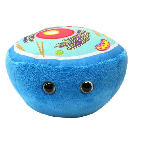 Giant Microbes Original Animal Cell - Planet Microbe