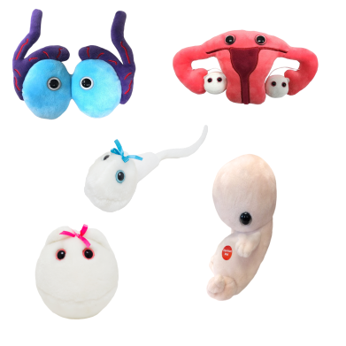Giant Microbes Baby Making Pack