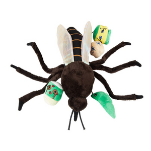 Giant Microbes XL Mosquito with Mini Microbes - Planet Microbe