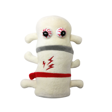 Giant Microbes Original Back Pain - Planet Microbe