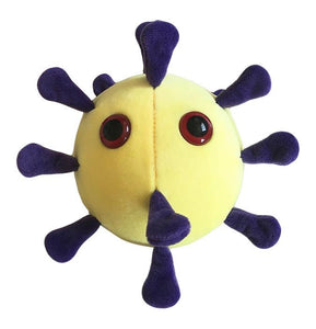 Giant Microbes Original MERS Middle East Respiratory Syndrome