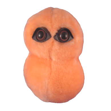 Giant Microbes Original Pneumonia - Planet Microbe