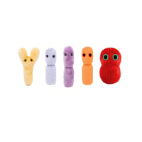 Giant Microbes Probiotic 5 Pack - Planet Microbe