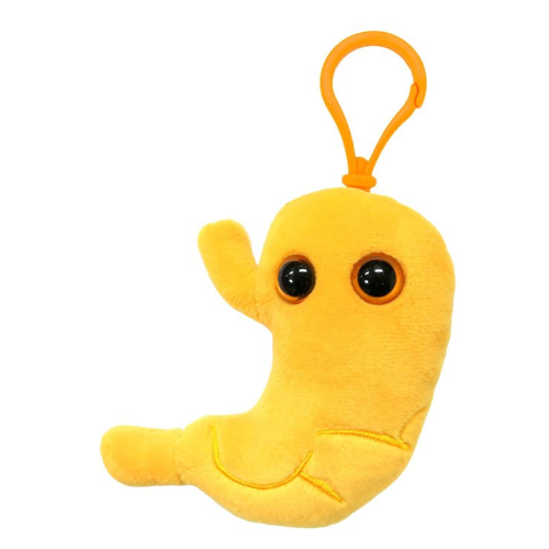 Giant Microbes Stomach Keyring - Planet Microbe