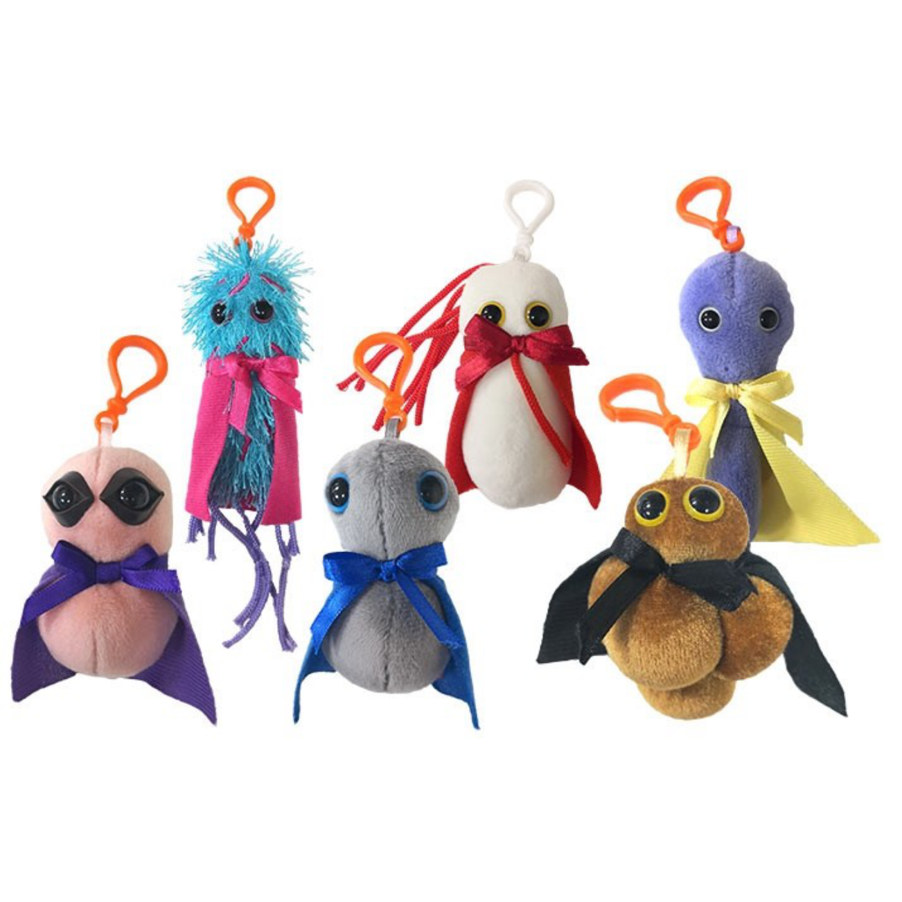 Giant Microbe Superbug 6 Pack - Planet Microbe