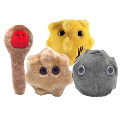 Giant Microbes Vaccine Pack 3 - Planet Microbe