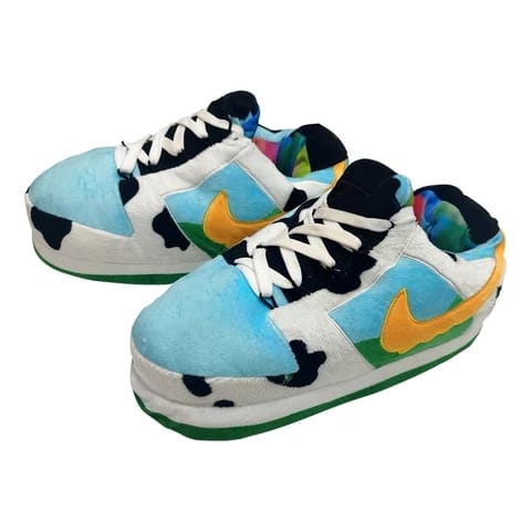Retro Winter Sneakers Slippers ,Chunky Dunky Cool Slippers Gift
