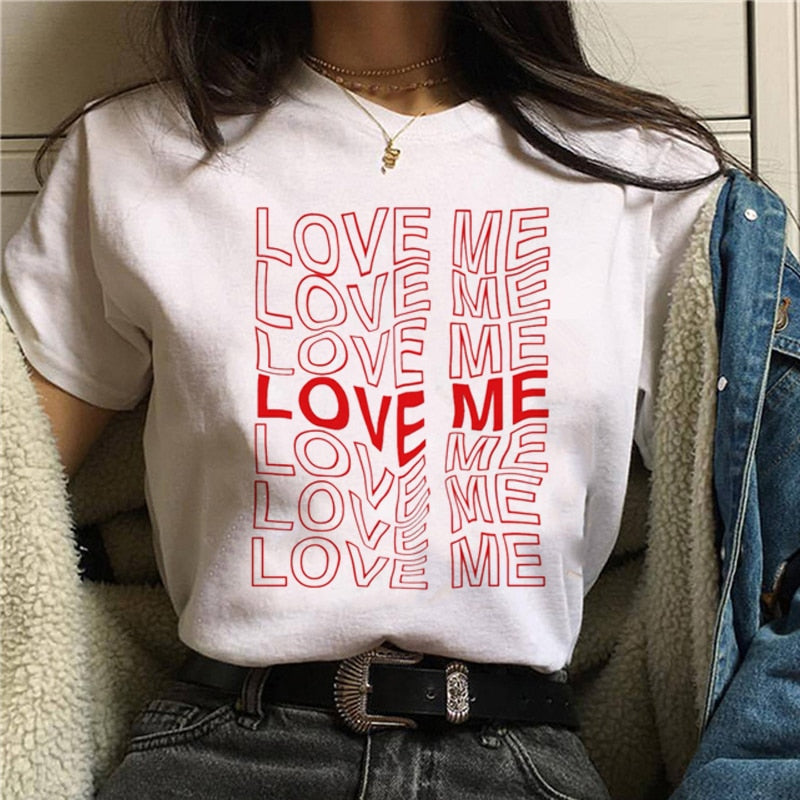 Love Me Aesthetic Tee