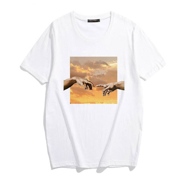 «MICHELANGELO Sunset 🌅» Tee
