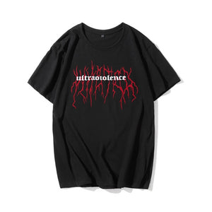 """Ultraotelence"" Black Shirt"