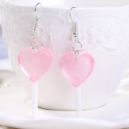Candy Lollipop Earring