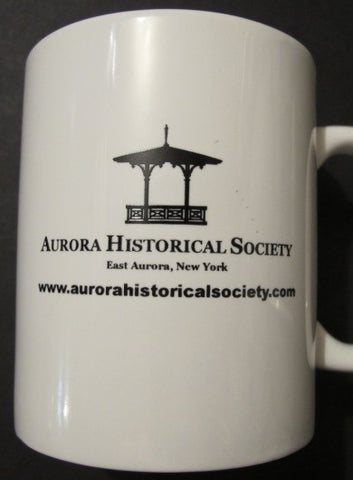 #A21. Aurora Historical Society Coffee Mug