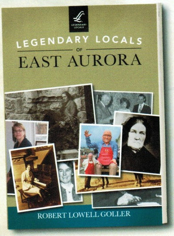 #B11. Legendary Locals of East Aurora