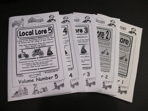 #C1 Local Lore (Set of 5)