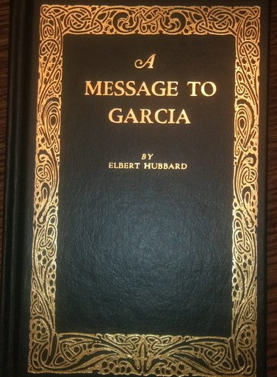 #A7. Message to Garcia (Hard Cover)