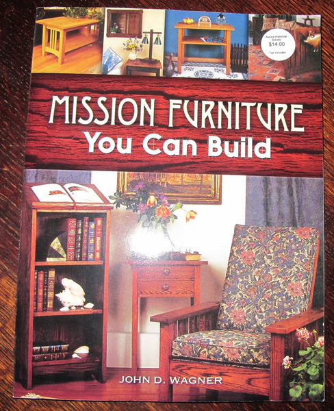 #D75. Mission Furniture You Can Build