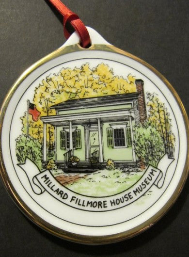 #A6. Millard Fillmore Ornament
