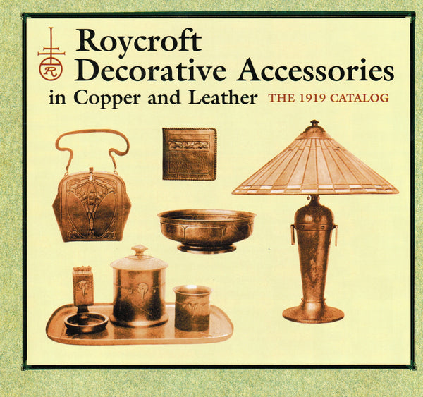 #D72. Roycroft Decorative Accessories