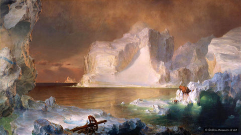 The Climate Change Clues Hidden in Art History - BBC Culture