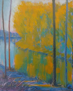 Laurel Fork - Original Painting, 16x20 in.