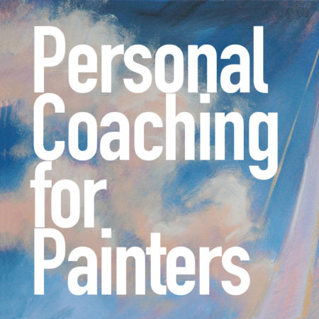 Personal Coaching for Painters - Art Lessons