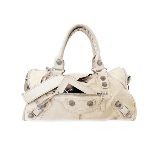 Borsa Balenciaga modello part time giant in pelle - Montevago Luxury Bags