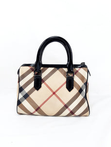 Borsa Burberry modello bauletto - Montevago Luxury Bags