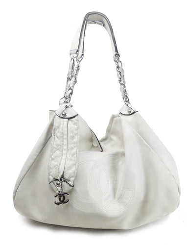 Borsa Chanel modello Edgy Hobo - Montevago Luxury Bags