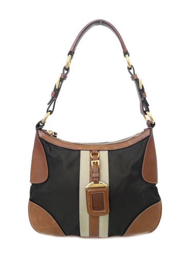 Borsa Prada modello Hobo Bag - Montevago Luxury Bags