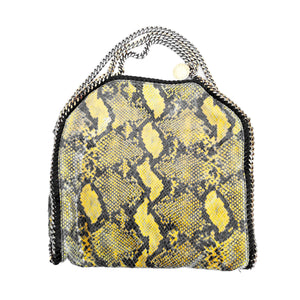 Borsa Stella McCartney modello falabella fold over tote 3 catene - Montevago Luxury Bags