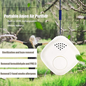 Athens Berlin™  Portable Purifier-Necklace