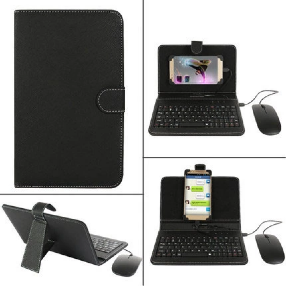 Hi Tech Smartphone Keyboard with Mouse